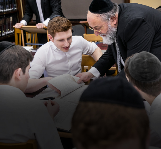 one-on-one chinuch